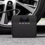 27 € con cupón para 70mai Midrive TP03 12V Inflador de neumáticos de coche portátil Pantalla digital Compresor de bomba de aire Versión juvenil negra de Xiaomi Youpin del almacén EU ES BANGGOOD