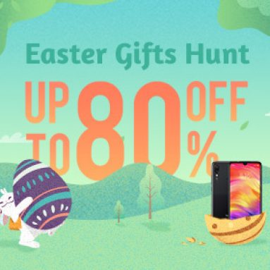 Up to 80% OFF Easter Sale for All Categories from BANGGOOD TECHNOLOGY CO., LIMITED