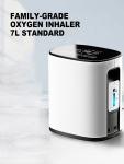 223 євро з купоном на 7-літровий генератор кисневого концентратора Портативний киснегенератор для догляду за машиною Генератор кисню від BANGGOOD