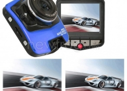 Full HD 1080P 2.4″ Car Dash DVR Camera Video-Only US$25.01 from Newfrog.com