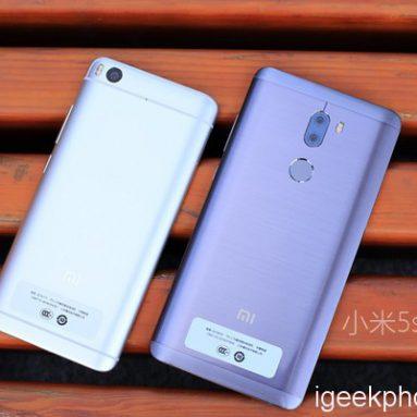 Xiaomi MI5S Plus VS Huawei Čestné 8 Design, Antutu, Fotoaparát, Baterie Recenze