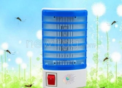 LED Night Light Electronic Fly Bug Insect Mosquito Killer Lamp USA Plug-Only US$3.81 from Newfrog.com