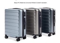 $72 with coupon for 90FUN 24 inch Travel Suitcase Universal Wheel from Xiaomi Youpin – MIST BLUE from GearBest