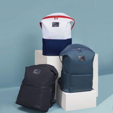 € 20 με κουπόνι για 90FUN Λέκτορας τσάντα μόδας σχολείο από Xiaomi Youpin ανθεκτικό αδιάβροχο πολυλειτουργικό πακέτο ασφαλείας ταιριάζει για φορητό υπολογιστή 13.3 Inch από BANGGOOD