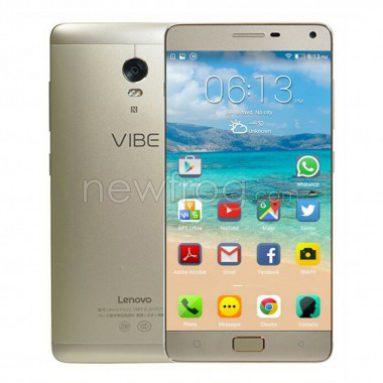 """Lenovo Vibe P1 5000mAh 5.5 """"FHD Android 5.1 RAM 3GB Octa Core 13.0MP Smartphone-Fino a 47% Off da Newfrog.com"""