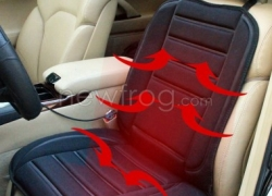 Car Heated Seat Cushion Cover Auto 12V Heating Heater Warmer Pad Winter-Up To 48% Off from Newfrog.com