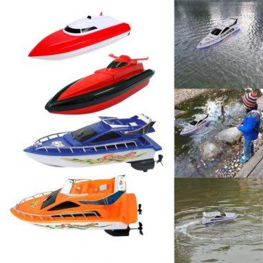 Chỉ $ 10.15 trẻ em điều khiển từ xa RC Super Mini tốc độ thuyền hiệu suất cao thuyền đồ chơi từ Newfrog.com
