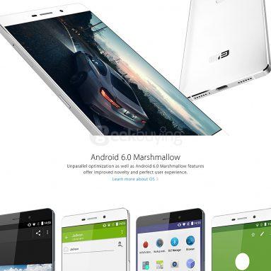 $ 26 off COUPON para sa Elephone P9000 mula sa Geekbuying