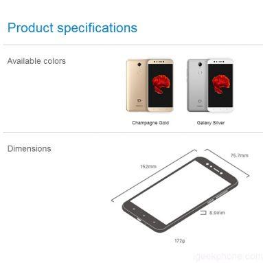 Grab the best SuperD D1 3GB RAM 32GB Smartphone in $79.99, Design, Features Review