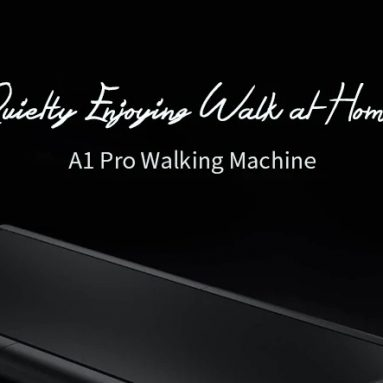 € 390 dengan kupon untuk WalkingPad A1 Pro Folding Smart Electric Exercise Walking Pad Treadmill Machine dari gudang EU GER TOMTOP