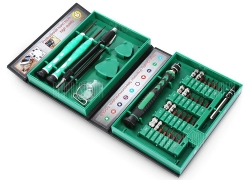 $10 with coupon for AC – 8 38 in 1 Screwdriver Kit for Repair / Maintenance  –  COLORMIX from gearBest