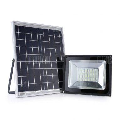 $ 68 với phiếu giảm giá cho AD - CP50WR SMD 5050 IP68 LED Đèn pha năng lượng mặt trời - WHITE từ GearBest