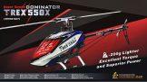 € 882 s kuponom za ALIGN DOMINATOR T-REX 550X 6CH 3D Leteći RC helikopter Super Combo s motorom servo ESC Gyro 'od BANGGOOD