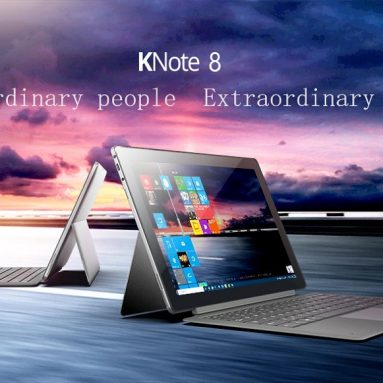 €403 with coupon for Alldocube KNote 8 256GB Intel Kaby Lake 7Y30 13.3 Inch Windows 10 Tablet With Keyboard from BANGGOOD