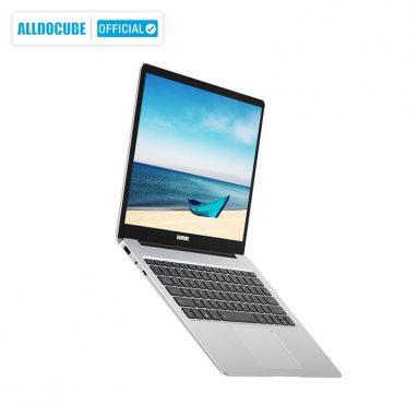 BALLGOODのALLDOCUBE KBook Liteラップトップ212度180インチ13.5K IPSディスプレイIntel N3 3350G 4GB SSD 128Whフル機能のType-Cファンレスノートブックのクーポン付き€38