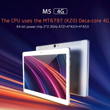 €116 with coupon for ALLDOCUBE M5 64GB Android 8.0 Tablet from BANGGOOD