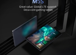 $135 with coupon for ALLDOCUBE M5S 4G Phablet – MIRROR BLACK from GearBest