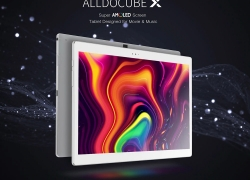 €241 with coupon for Alldocube X 128GB MT8176 Hexa Core 10.5 Inch Amoled Android 8.1 Fingerprint Tablet from BANGGOOD