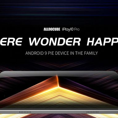 € 80, Alldocube Cube iPlay10 Pro 32GB MT8163 Quad Core A53 10.1 인치 Android 9.0 태블릿 PC from ES CZ EU Warehouse BANGGOOD