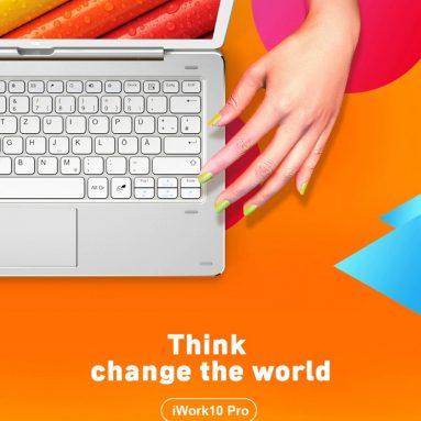 € € với phiếu giảm giá cho ALLDOCUBE iWork174 Pro 10GB Intel Atom X64 Z5 8330 inch Máy tính bảng hệ điều hành kép với bàn phím từ BANGGOOD