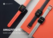€116 with coupon for Amazfit GTS 341 PPI AMOLED Screen BT5.0 Wristband GPS+GLONASS Light Weight 5ATM Waterproof Smart Watch from xiaomi Eco-System from BANGGOOD