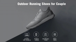 $ 46 z kuponem dla AMAZFIT Outdoor Anti-slip Running Athletic Shoes dla pary od Xiaomi Youpin od GearBest