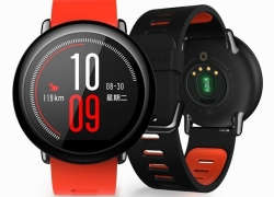 €80 with coupon for AMAZFIT Xiaomi IP67 Waterproof Zirconia Ceramics Bluetooth GPS Heart Rate Monitor Watch(English Version) – Black from BANGGOOD