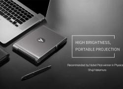 $ 695 sa kupon para sa APPOTronics A1 Laser Projector - Carbon Gray mula sa GEARBEST