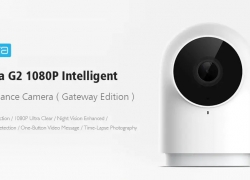 $39 with coupon for Xiaomi Mijia Aqara G2 With Gateway Function 1080P WIFI Smart IP Camera Compatible with Mi Home APP from BANGGOOD