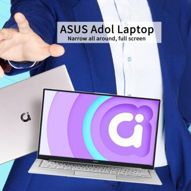 $779 with coupon for ASUS Adol Laptop Intel Core i5-8250U NVIDIA GeForce MX150 – CHAMPAGNE GOLD INTEL CORE I5-8250U/8G/NVIDIA GEFORCE MX150from GearBest