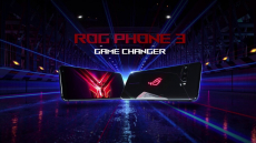 524 يورو مع كوبون لـ ASUS ROG Phone 3 ZS661KS Classic Edition Global Rom 6.59 inch FHD + 144Hz Refresh Rate NFC Android 10 6000mAh 12GB 128GB Snapdragon 865 Plus 5G Gaming Smartphone من BANGGOOD