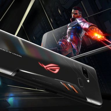 €787 with coupon for ASUS ROG Phone 4G Phablet 8GB RAM 512GB ROM Global Version from GearBest