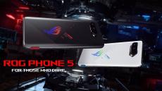678 € z kuponem na telefon ASUS ROG 5 ZS673KS Wersja globalna 12 GB 256 GB Snapdragon 888 6.78 cala 144 Hz Częstotliwość odświeżania NFC Android 11.0 6000 mAh 5G Gaming Smartphone firmy BANGGOOD