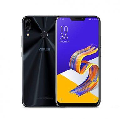 € 416 với phiếu giảm giá cho ASUS ZenFone 5Z Phiên bản toàn cầu ZS620KL 6.2 Inch 6GB RAM 64GB ROM Snapdragon 845 4G Smartphone - Đen từ BANGGOOD