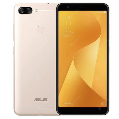 $109 with coupon for ASUS ZenFone Max Plus 4G Phablet Global Version from GEARBEST