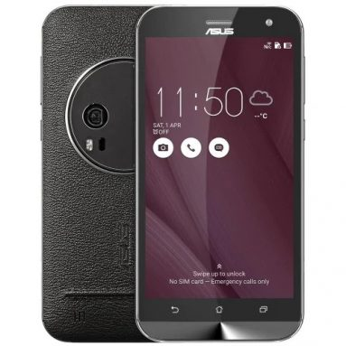 $104 with coupon for ASUS ZenFone Zoom ZX551ML 5.5 Inch FHD NFC 3000mAh 4GB 64GB Intel Atom Z3590 Quad Core 4G Smartphone – Black from BANGGOOD