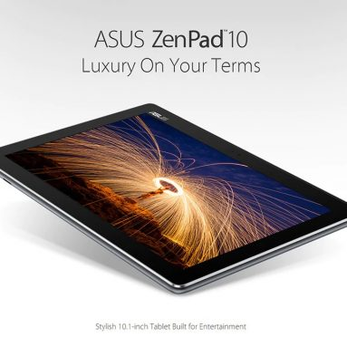 $239 with coupon for ASUS ZenPad 10 ( Z301MF ) Tablet PC – BLUE from GearBest