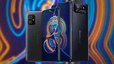 """538 يورو مع كوبون لـ ASUS Zenfone 8 Flip الإصدار العالمي NFC Snapdragon 888 Android 11 8GB 128GB 6.67 """"5000mAh 5G Smartphone من BANGGOOD"""