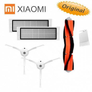 8 € s kupónom na filtre hlavnej kefy Bočné kefy Príslušenstvo pre XIAOMI MI Robot Vacuum Home Appliance Part z EU CZ WAREHOUSE BANGGOOD