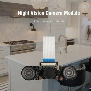 $ 11 với phiếu giảm giá cho Mô-đun máy ảnh tầm nhìn ống kính mắt cá có thể điều chỉnh từ GearBest