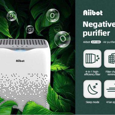 149 € sa kuponom za dvostruki filtar Aiibot EPI188 pročiščivač zraka iz EU skladišta GEEKMAXI