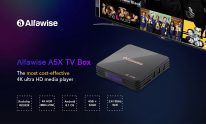 $44 with coupon for Alfawise A5X TV Box from GEARBEST