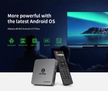 € 23 sa kupon para sa Alfawise A8 NEO TV Box Android 9.0 - Grey EU Plug mula sa GEARBEST
