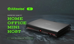$479 with coupon for Alfawise B1 BAREBONE Game PC XCHARX GRAY I7-6700HQ/GTX960M from GearBest