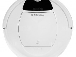 $69 with coupon for Alfawise B3000 Smart Robotic Vacuum Cleaner  –  US PLUG  WHITE from GearBest