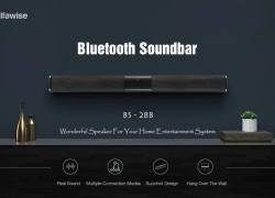 €29 with coupon for Alfawise BS – 28B Portable Wireless Bluetooth Soundbar from Gearbest