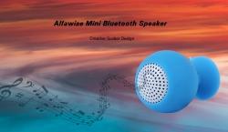 $ 5 с купоном для Alfawise Creative Sucker Design Mini Bluetooth Speaker от GearBest