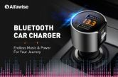 $9 with coupon for Alfawise Dual USB Ports Car Charger from GearBest