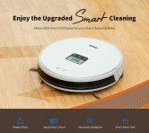 $ 199 s kupónom pre Alfawise E33 Smart LCD Display Vysávač Sweeping Robot od GEARBEST