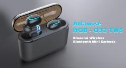 $ 15 con coupon per Alfawise HQB - Q32 TWS biauricolari Bluetooth Mini auricolari da GEARBEST